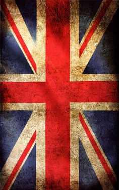 This is the British Flag. Britain is in England and it is ruled bye a king and/or queen.