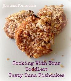 Pinterest badge1 Cooking With Your Toddler: Tasty Tuna Fishcakes