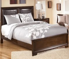 Home Styles Queen size Platform Storage Bed by Home Styles