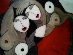 Jasmine Le Nozac'h, 1970   Tutt'Art@   Pittura * Scultura * Poesia * Musica  
