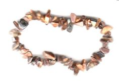 Splitter-Armband aus Tigerauge - Natursteine