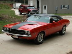 Dodge Hemi Challenger 1970 - I would love to own this car again some day!