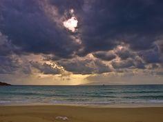 Kalo Livadi Beach, Mykonos Island, Greece
