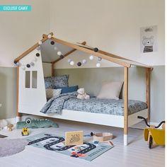 Plywood Furniture, Kids Furniture, Dyi Beds, Mermaid Room Decor, Montessori Bed, Junior Bed, Car Bed, Childrens Beds, Kids Room Design