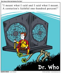 The Doctor Who/Seuss
