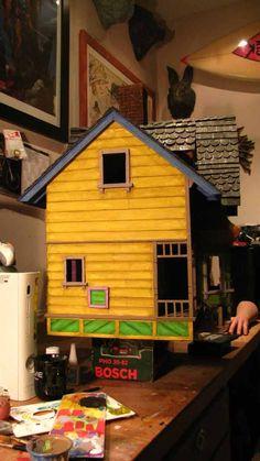 Disney Pixar Movie Up Flying House Model Diy Kit