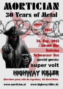 MORTICIAN - 30 Years Of Metal - Metal-FM.com, Metal-Webradio and Community! #metal #heavymetal #heavymetalnews #heavymetalmusic #webradio #mfgn #metalgegennazis