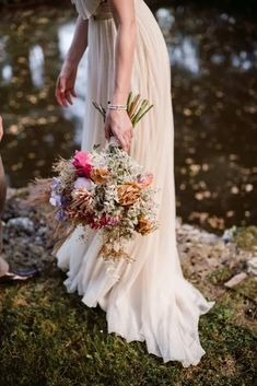 Bohemian Wildflower Wedding in Northern Italy – Margherita Calati – Castello di Paderna 46  Every girl dreams of receiving a wedding ring when proposed to, but who know a wedding horse could change your mind. This whimsical wedding day style filled with colorful wildflowers at a rustic Tuscan venue, this couple styled their wedding with such authenticity.  #bridalmusings #bmloves #ido #wedding #horse #authentic #rustic #wildflower#weddingvibes #weddingdestination #style #vintage Horse Wedding, Wedding Bride, Wedding Day, Wedding Dresses, Whimsical Wedding, Rustic Wedding, Dress Attire, Bridal Musings, Fashion Couple