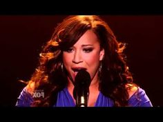 ▶ X Factor USA - Melanie Amaro - The world's Greatest - Live Show 5 - Top 9 - YouTube