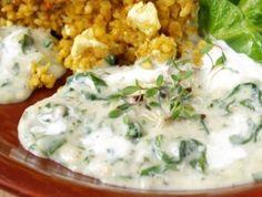 Jarní omáčka Stew, Potato Salad, Cauliflower, Potatoes, Chicken, Meat, Vegetables, Ethnic Recipes, Food