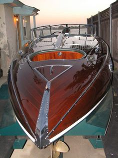 Live-ish From The 2013 Lake Arrowhead Antique & Classic Wooden Boat Show In SoCal | Classic Boat News / Woody Boater