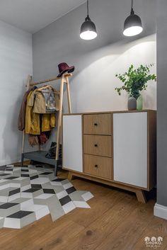 Интерьер с летним настроением в Польше | Пуфик - блог о дизайне интерьера