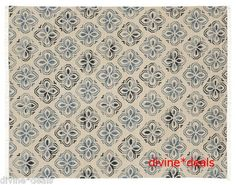 New Pottery Barn Alhambra Wool Tile Dhurrie Blue Rug 5 x 8 | eBay  wonderful color- love divine*deals rugs