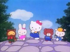 Vintage Cartoon, Cute Cartoon, Daddy's Little Boy, Gato Animal, Hello Kitty My Melody, Hello Kitty Wallpaper, Cartoon Memes, Cartoons, Kawaii Shop