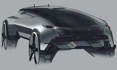 """684 curtidas, 7 comentários - Michael Han (@minsubhan) no Instagram: """"VW autonomous…"""""""
