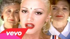 """No Doubt, """"Just A Girl"""" (1995) - this is one of the songs I can remember the first time I heard it because it was just so different."""