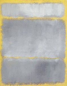 View past auction results for MarkRothko on artnet