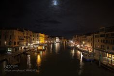 #Architecture #Photography Venezia di notte by GianiScarpa http://ift.tt/1OIoeph