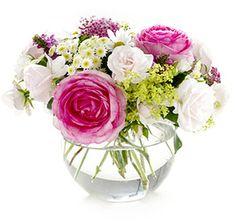 petit vase et fleurs - Recherche Google