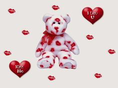 Free Valentine Cards for You - Happy Valentines Day Images Valentine Day Schedule, Valentine Day Week, Valentines Day Teddy Bear, Teddy Bear Day, Happy Valentines Day Images, Love Valentines, Valentine Day Cards, Teddy Bears, Valentine Sday