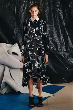 Proenza Schouler Pre-Fall 2015 Fashion Show: Complete Collection - Style.com