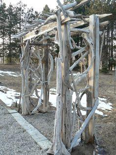 Driftwood Arbor