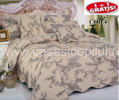 OFERTĂ CUVERTURI 1 + 1 GRATIS | Cuvertura BBS 5Piese COD 4 | Cod, Comforters, Blanket, Furniture, Home Decor, Creature Comforts, Quilts, Decoration Home, Room Decor