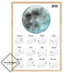 Phases de la lune 2016 2017 calendrier phases de la - Calendrier de la lune 2017 ...
