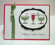 Holiday Creative Juices