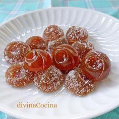 Comparte Recetas - Caramelos de miel y limón caseros