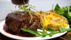 Fine Dining, Sweet Potato, Fries, Steak, Grilling, Recipies, Food And Drink, Victoria, Baking