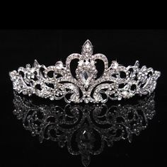 New Arrival Cheap In Stock Bridal Hats Wedding Accessory Rhinestone Beaded Wedding Headpiece For Bride Hair Jewelry SH01