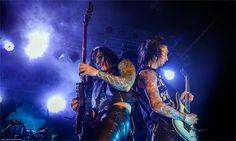 Black Veil Brides sell out Charlotte Black Mass Tour   ROCK: Front/Center   Concert Photography