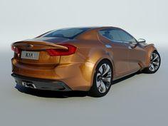 Kia Sport Sedan Concept