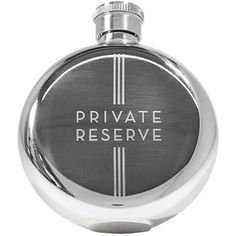 Men's Society Hip Flask - Private Reserve