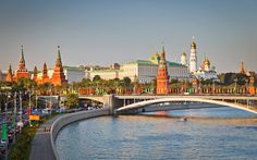 The Moscow Kremlin, Moscow, Russia