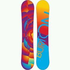 I love this snowboard !! Feelgood Flying V by Burton