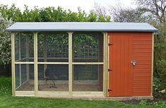 Home Bird Aviary