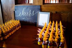 Hot sauce wedding favors | Sunnyside Restaurant and Lodge Tahoe City, CA
