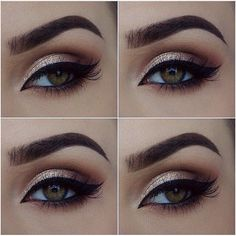 Gorgeous fall makeup look!!  #eyebrowsonfleek #beauty