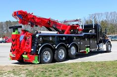 KW Tow Truck, Big Trucks, All European Countries, Towing And Recovery, North America, Antique Cars, Vehicles, Buses, Tractor
