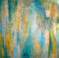 """SOLD --- Lori Dorn available art May 3, 2012 - Lori Dorn - Picasa Web Albums  48x48""""  """"out of the blue"""""""