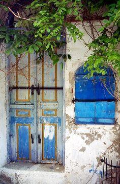 Hora, Ios, Greece