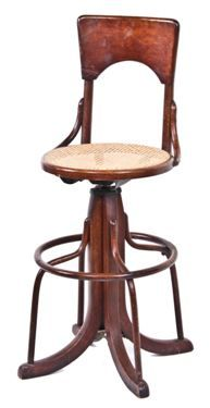 What a great bar stool this would bbe