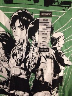 Attack on Titan  When you see it