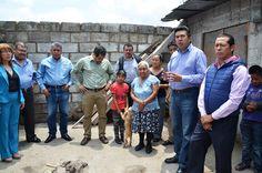 Inicia obras de gran impacto social Ayuntamiento de Tlaxcala en Cuauhtelulpan          * Más de 11 millones de pesos se aplicarán en diversas comunidades del Fondo para la Infraestructura Municipal (FISM) que buscan dignificar la calidad de vida de las familias.