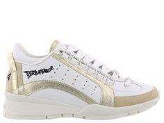 DSQUARED2 | Dsquared2 Dsquared2 551 Sneaker #Shoes #Sneakers #DSQUARED2