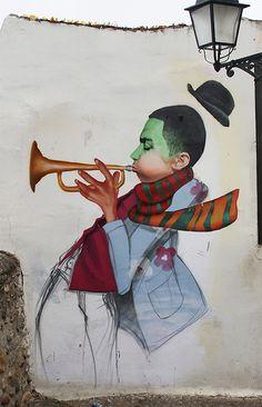 "By Cheko - ""Winter Jazz"" in Granada, Spain."