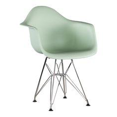 Kinderstoel Eames Junior Mint