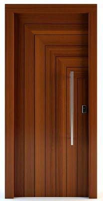 Modern Door Design for Bedroom Lovely Modern Interior Doors Ideas 14 Modern Wooden Doors, Wooden Main Door Design, Wooden Front Doors, Modern Front Door, Barnwood Doors, Double Door Design, Internal Wooden Doors, Modern Garage, Front Entry